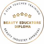 Logo - Beauty Educators Diploma Teacher Training